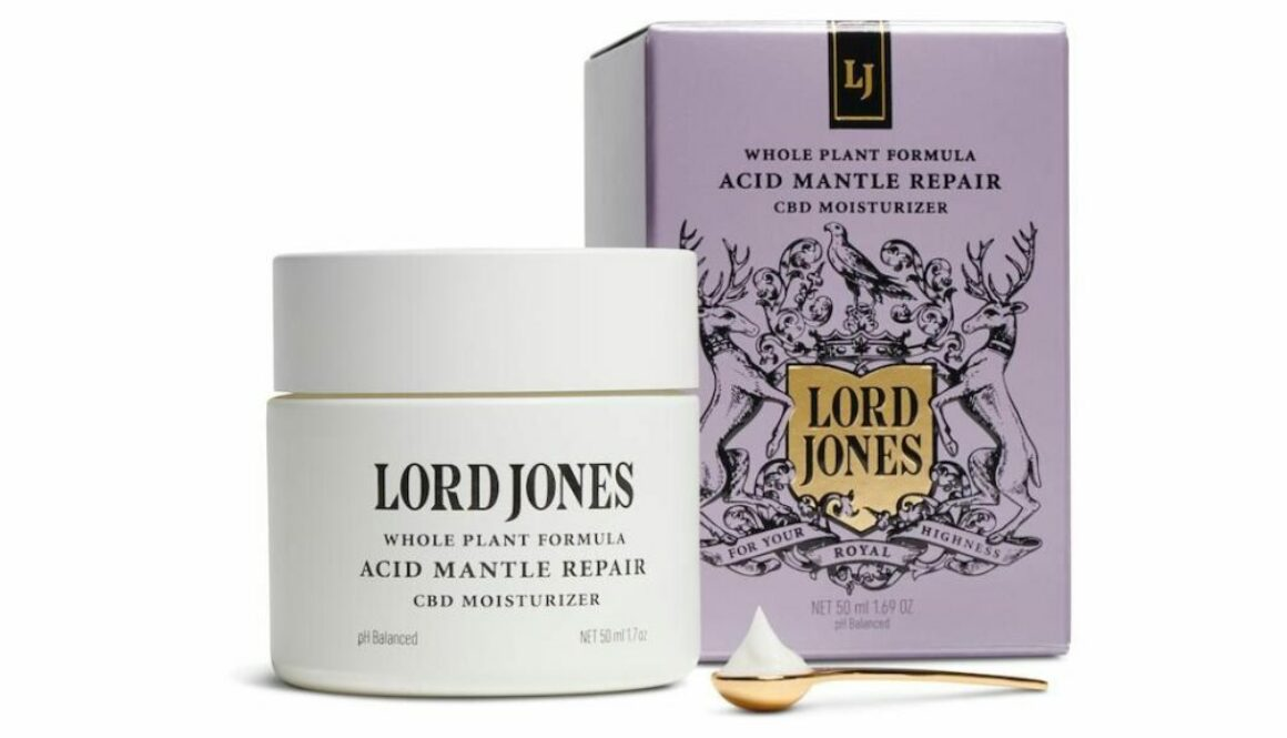 Lord Jones' First-Ever Face Product Is A Miracle Worker In A Jar