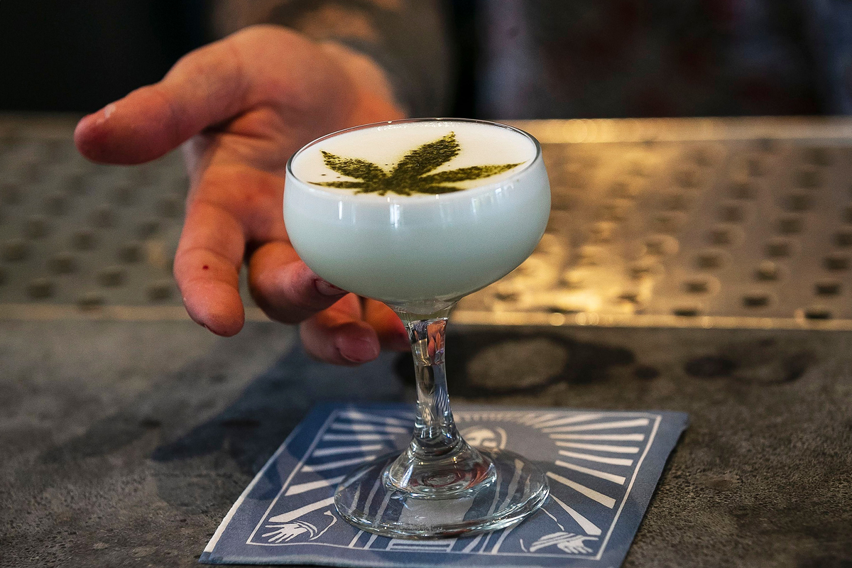 Drink Your Weed: How Cannabis Beverages Lastly Took Off
