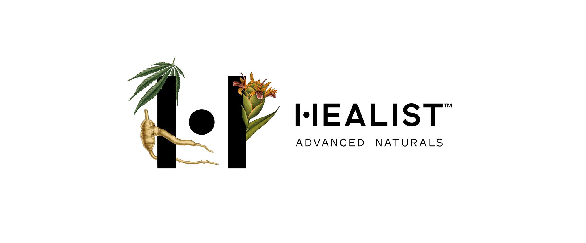 Reviewed: New Logo, Identity, and Product Packaging for Healist Naturals by Robot Food