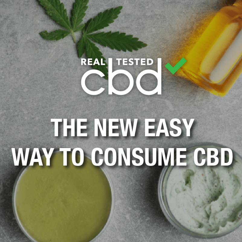 A New Way to Consume CBD– Presenting Oral Strips