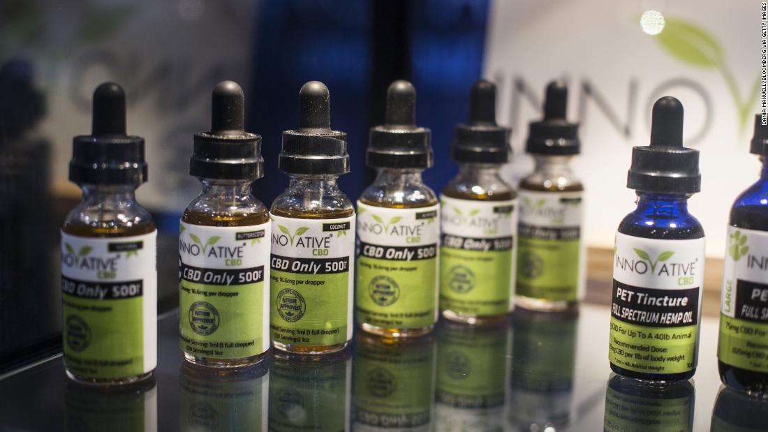 Why CBD products are getting cheaper